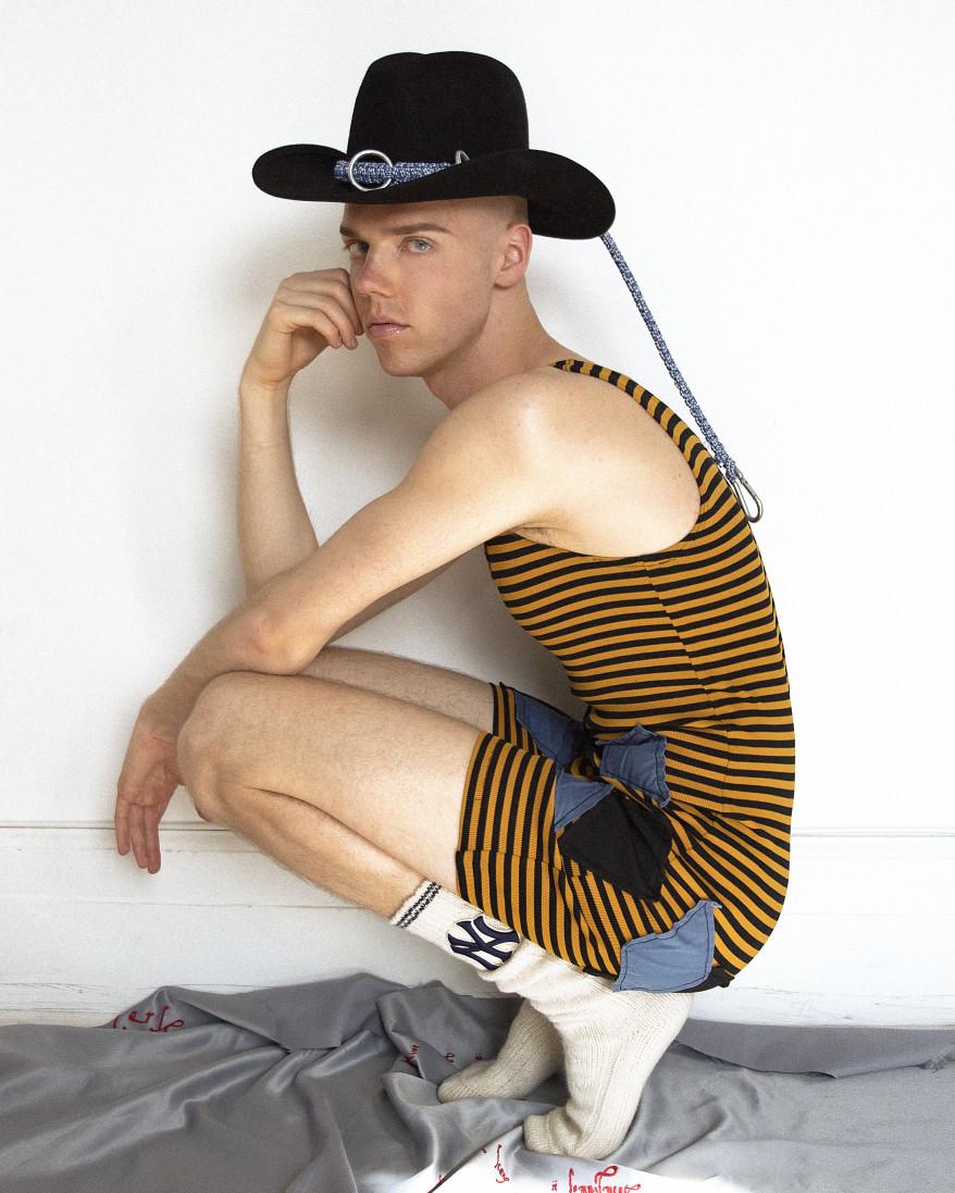 antony - cowboy - socks